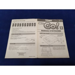 Tomy Mr Go multi colorlaser-6000 ita