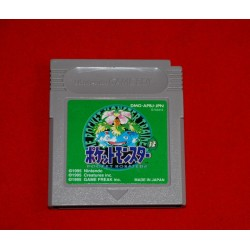 Nintendo - Pokemon Verde Jap Game Boy