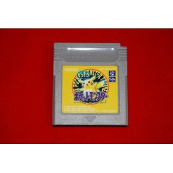 Nintendo - Pokemon Giallo Jap Game Boy