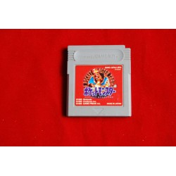 Nintendo - Pokemon Rosso Jap Game Boy