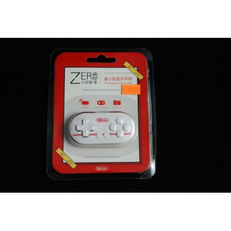 Zero - Game Controller Shutter Bluetooth Red
