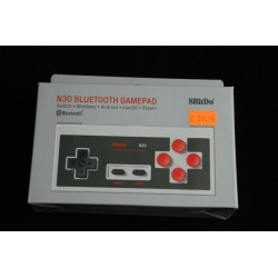 8BitDo - N30 Bluetooth Gamepad