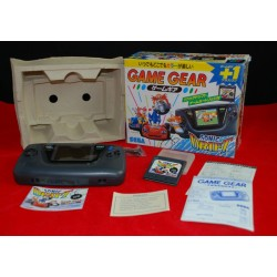 Sega - Game Gear Console + Sonic Drift Jap
