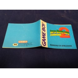 Nintendo - Super Mario Land 2 GB Instruction Manual ita