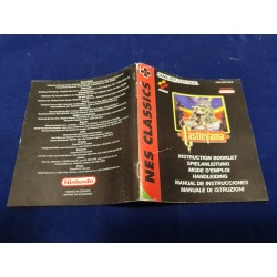 Nintendo - Castelvania GBA Instruction Booklet