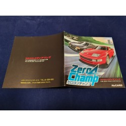 Nec - Zero Champ 4 Instruction Manual Jap