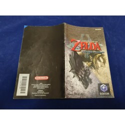 Nintendo - Zelda Twilight Princess Instruction Manual Ita
