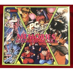 PCE Memories Boxset: Action and Arcade II - PC-Engine (Repro)