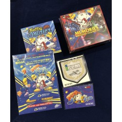 PCE Works - Memories Boxset: Shooting Legends IV - PC-Engine Repro
