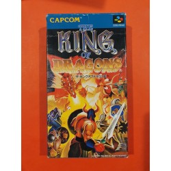 Nintendo The King of Dragons Super Famicom NTSC J