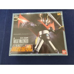 Bandai Soul of Chogokin GX-02R Great Mazinger