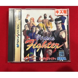 Sega Saturn Virtua Fighter NTSC J
