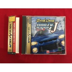 Sega Saturn Zero 4 Champ NTSC J
