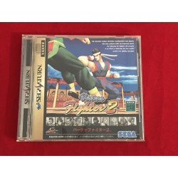 Sega Saturn Virtual Fighter 2 NTSC J