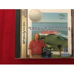 Sega Saturn Peeble Beach Golf NTSC J