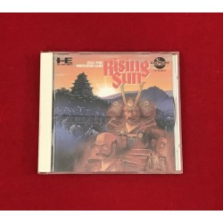 Nec Pc Engine CD-Rom Rising Sun Jap
