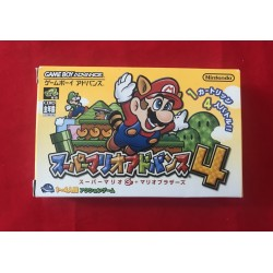 Nintendo GBA Super Mario Advance 4 Jap