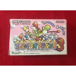 Nintendo GBA Super Mario Advance 3 Jap