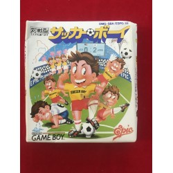 Nintendo Game Boy Soccer Boy Jap