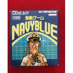 Nintendo Game Boy Navy Blue Jap