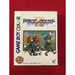 Nintendo Game Boy Color Dragon Quest I.0 Jap