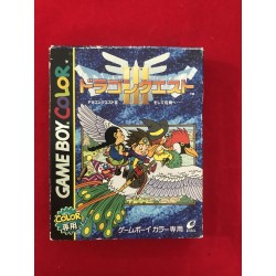 Nintendo - Dragon Quest III JAP Game Boy Color