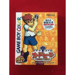 Nintendo GBC Card Hero Jap