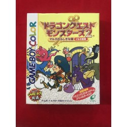 Nintendo GBC Dragon Quest Monsters II Jap