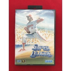 Super League - Sega Mega Drive NTSC J