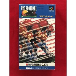 Pro Football - Nintendo Super Famicom NTSC J