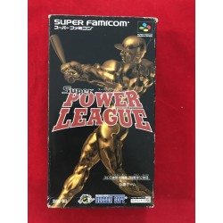 Nintendo Super Famicom Super Power League NTSC J