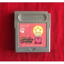 Nintendo Game Boy Kirby's Star Stacker Jap