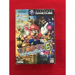 Nintendo Game Cube Mario Party 6 Jap