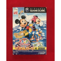 Nintendo Game Cube Mickey Mouse Magical Park Jap