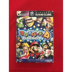 Nintendo Game Cube Mario Party 4 Jap