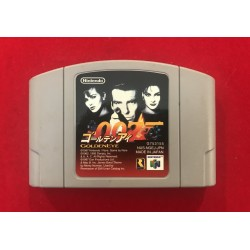 Nintendo N64 Golden Eye NTSC J