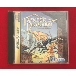 Sega Saturn Panzer Dragon 1 NTSC J