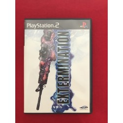 Sony Play Station 2 Extermination Jap
