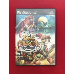 Sony Play Station 2 Dark Chronicle Jap