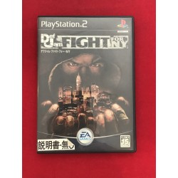 Sony Play Station 2 Jam Fight For NY Jap