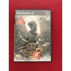 Sony Play Station 2 Monster Hunter 2 Jap