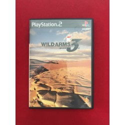 Sony Play Station 2 Wild Arms 3 Jap