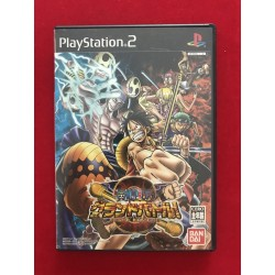 Sony Play Station 2 One Piece 3 Jap
