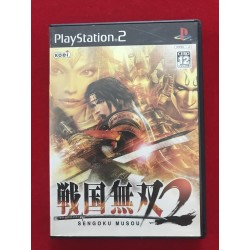 Sony Play Station 2 Sengoku 2 Jap