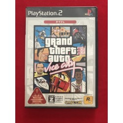 Sony Play Station 2 GTA Vice City Jap