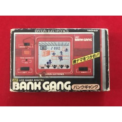 Bandai Electronics Bank Gang