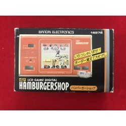 Bandai Electronics Hamburger Shop