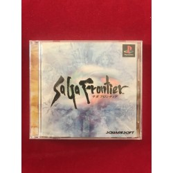 Sony Play Station Saga Frontier Jap