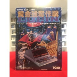 Tomy Lsi game Lupin japan version