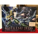 JEEG Kotetsu with Pantheroid WHITE Color Limited Version - ARCADIA